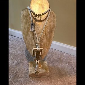Chico's Kennedy Pendant  long necklace